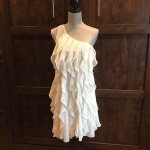Closet Clear out- asymmetrical dress